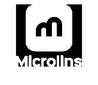 Logo Microlins Mogi das Cruzes