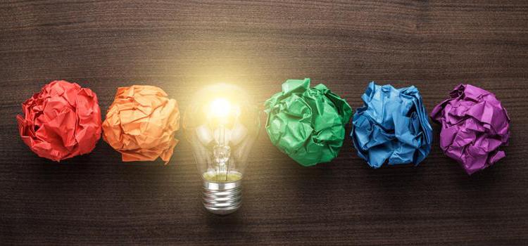 Como tirar ideias do papel